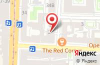 Схема проезда до компании Русская Старина в Санкт-Петербурге