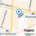 Wear House на карте Санкт-Петербурга