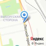 Кошкиндом24.рф на карте Санкт-Петербурга