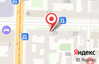 Схема проезда до компании Инкарнация в Ярославле