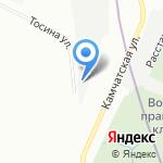 Профкомплект на карте Санкт-Петербурга
