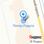 Lady & Gentleman City на карте Санкт-Петербурга