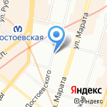 ПрофиТролли на карте Санкт-Петербурга