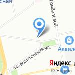 Вредителей.нет на карте Санкт-Петербурга
