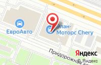 Схема проезда до компании Оптово-розничная компания в Пробуждении
