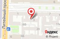 Схема проезда до компании Вестникъ в Санкт-Петербурге