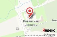 Схема проезда до компании ВОСКРЕСНАЯ ШКОЛА ЦЕРКОВЬ КАЗАНСКОЙ ИКОНЫ БОЖИЕЙ МАТЕРИ в Пушкине