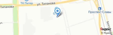Щегловка Трейдинг на карте Санкт-Петербурга