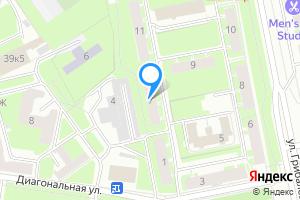 Однокомнатная квартира в Санкт-Петербурге м. Лесная, улица Харченко, 7