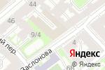 Схема проезда до компании Хом-АП.ТВ в Санкт-Петербурге