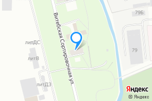 Сдается двухкомнатная квартира в Санкт-Петербурге м. Бухарестская, Витебская-Сортировочная улица, 20