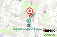 Схема проезда до компании Ист-Фэкторн в Санкт-Петербурге