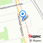 КОЛЕСА-СПБ.РУ на карте Санкт-Петербурга