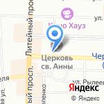 LensGo.ru на карте Санкт-Петербурга