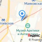 Nikonov на карте Санкт-Петербурга