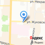 Клиника Бобыря на карте Санкт-Петербурга