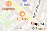 Схема проезда до компании Дырявая Кружка в Санкт-Петербурге
