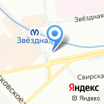 Автотехосмотр 78 на карте Санкт-Петербурга