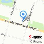 Петро-Альянс Аудит на карте Санкт-Петербурга