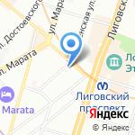 Air Gun на карте Санкт-Петербурга