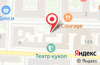 Схема проезда до компании Коммьюнити Драм в Санкт-Петербурге