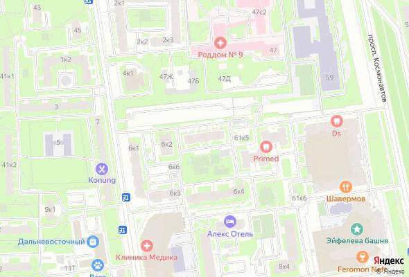 продажа квартир Дом на Космонавтов