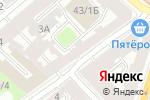 Схема проезда до компании Valentina в Санкт-Петербурге