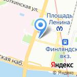 Ralf Ringer на карте Санкт-Петербурга