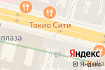 Схема проезда до компании Правовой центр недвижимости в Санкт-Петербурге