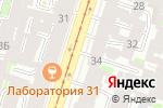 Схема проезда до компании Wood в Санкт-Петербурге