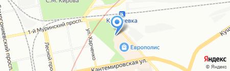 4kids на карте Санкт-Петербурга