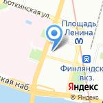 Магия пряжи на карте Санкт-Петербурга