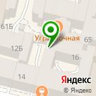 Местоположение компании Гранд-СПб