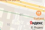 Схема проезда до компании Vernal в Санкт-Петербурге