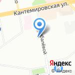 Шамкир на карте Санкт-Петербурга