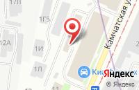 Схема проезда до компании Аналитех в Санкт-Петербурге
