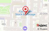 Схема проезда до компании Ричторг в Подольске