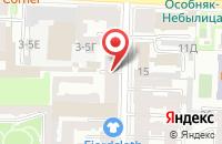Схема проезда до компании Вилок в Подольске