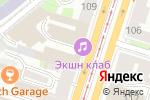 Схема проезда до компании BAILEYS в Санкт-Петербурге