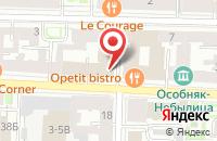 Схема проезда до компании Триумф Спб в Санкт-Петербурге