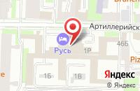 Схема проезда до компании Центр Правового и Делового Сотрудничества в Санкт-Петербурге