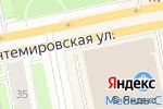 Схема проезда до компании French в Санкт-Петербурге