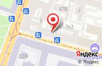 Схема проезда до компании Слайдер в Санкт-Петербурге