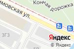 Схема проезда до компании Волшебный мир в Санкт-Петербурге
