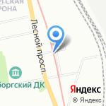 ForBeauty на карте Санкт-Петербурга