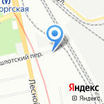 Регина на карте Санкт-Петербурга