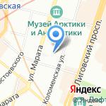 Beauty Home на карте Санкт-Петербурга