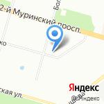 АртКон на карте Санкт-Петербурга