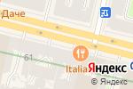 Схема проезда до компании Амбассадор клуб в Санкт-Петербурге