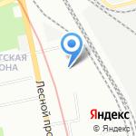 Независимая экспертиза строительных проектов на карте Санкт-Петербурга